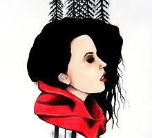 Red by ALynnArt