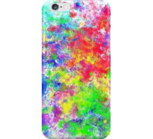 Watercolor iPhone Case/Skin