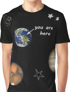 Scrapbook Universe Graphic T-Shirt