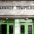Bahnhof Tempelhof by Richard McKenzie