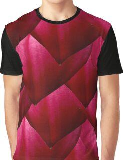 Petal Scales Graphic T-Shirt