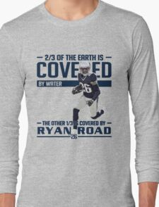 Covered By Ryan Long Sleeve T-Shirt