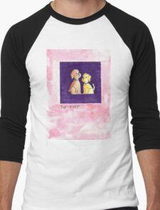 Fur-Ever Greeting Card & Gifts Men's Baseball ¾ T-Shirt