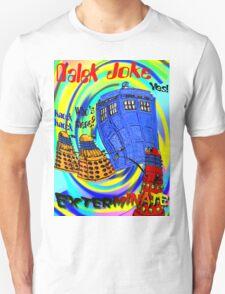 Dalek Joke T-shirt Design T-Shirt