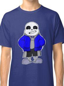 UNDERTALE- Sans the Skeleton Classic T-Shirt