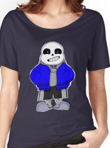 UNDERTALE- Sans the Skeleton Women's Relaxed Fit T-Shirt