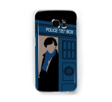 Supernatural, Doctor Who and Sherlock  Samsung Galaxy Case/Skin