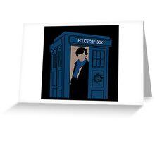 Supernatural, Doctor Who and Sherlock  Greeting Card