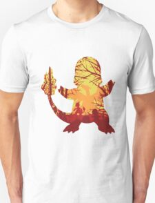 Forest on Flames T-Shirt