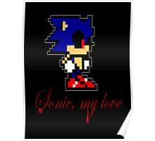 Sonic, My Love Poster