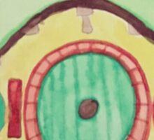 Hobbit in a Jar Sticker