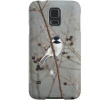 Chilly Chick-a-Dee Samsung Galaxy Case/Skin