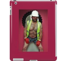 Troy - Built for Construction iPad Case/Skin