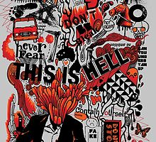 This is Hell by wottoart