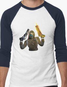 Cayde Men's Baseball ¾ T-Shirt