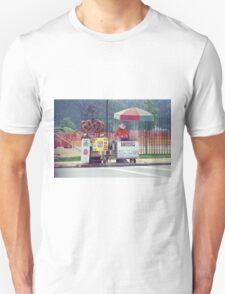New York Pretzel Guy Unisex T-Shirt