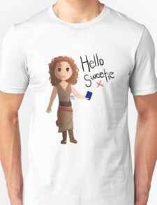 Hello Sweetie River Song T-Shirt
