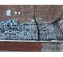 New York City Graffiti Photographic Print