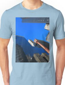 New York City Skyscrapers Unisex T-Shirt