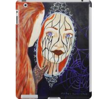 The Silence of a Reflection  iPad Case/Skin