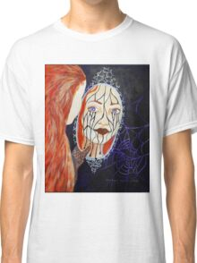 The Silence of a Reflection  Classic T-Shirt