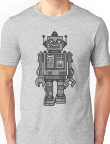 Vintage Robot Unisex T-Shirt