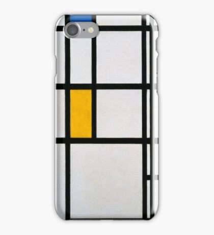 Piet Mondrian, Dutch,  Title Composition in R iPhone Case/Skin