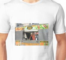 New York Street Vendor Unisex T-Shirt