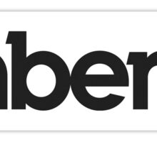 Anberlin Sticker