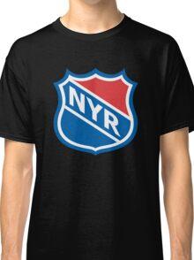 New York Old School Crest Classic T-Shirt