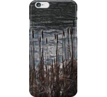 The last of the cat tails iPhone Case/Skin