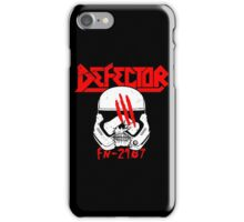 Defector iPhone Case/Skin