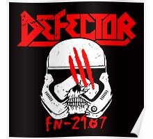 Defector Poster