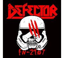 Defector Photographic Print