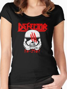 Defector Women's Fitted Scoop T-Shirt