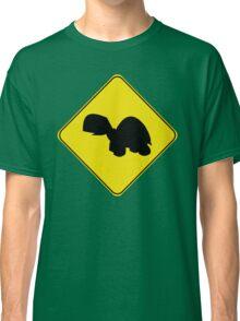 Turtle Crossing Classic T-Shirt