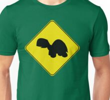Turtle Crossing Unisex T-Shirt