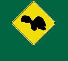 Turtle Crossing Unisex T-Shirt