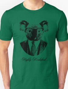 Highly Koalafied Unisex T-Shirt