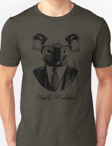 Highly Koalafied Unisex T-Shirt