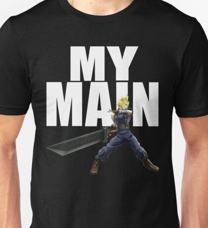 My Main - Cloud Unisex T-Shirt