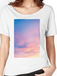 Abstract sky. Women's Relaxed Fit T-Shirt