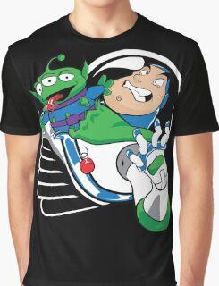 Alien Story Graphic T-Shirt