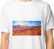Monument Valley - Crystallized Classic T-Shirt