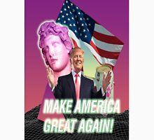 Donald Trump Vaporwave Unisex T-Shirt