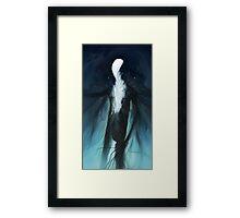 Slender Framed Print
