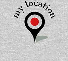 my location Unisex T-Shirt