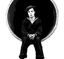 The Navigator - Buster Keaton by MissusMack