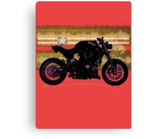 modified buell 1200 Canvas Print