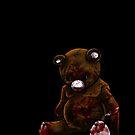 My Friend Teddy by SEspider